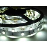 Светодиодная лента 5050/30 холодный белый IP20 Premium